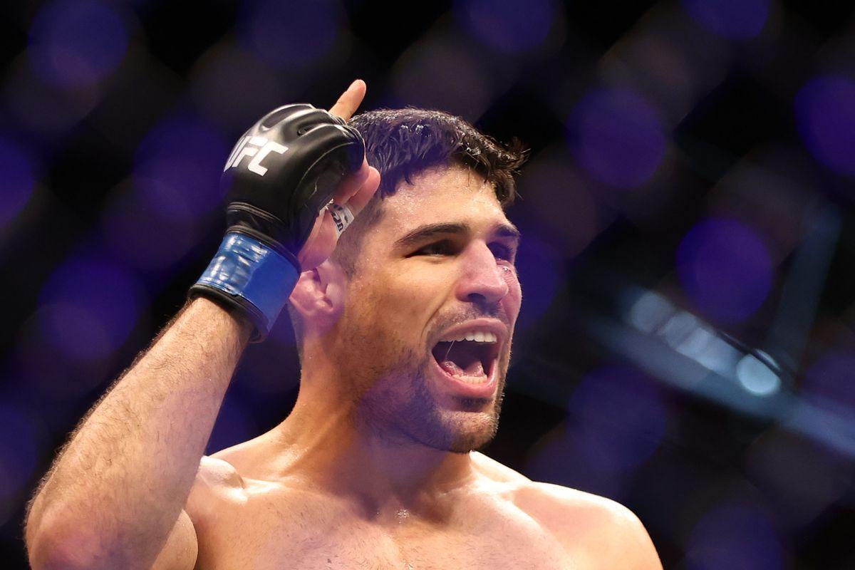 MMA: UFC 265-Chiesa vs Luque