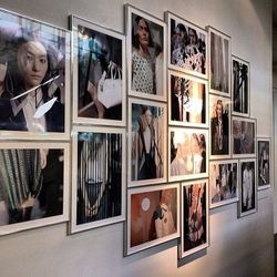 The Vanessa Bruno showroom