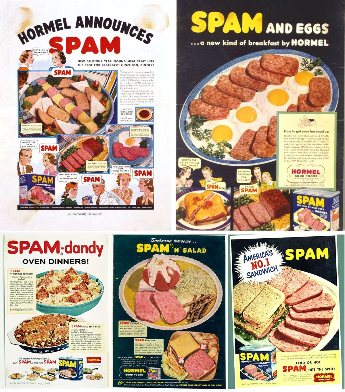 A Brief History of Spam, an American Meat Icon - Eater