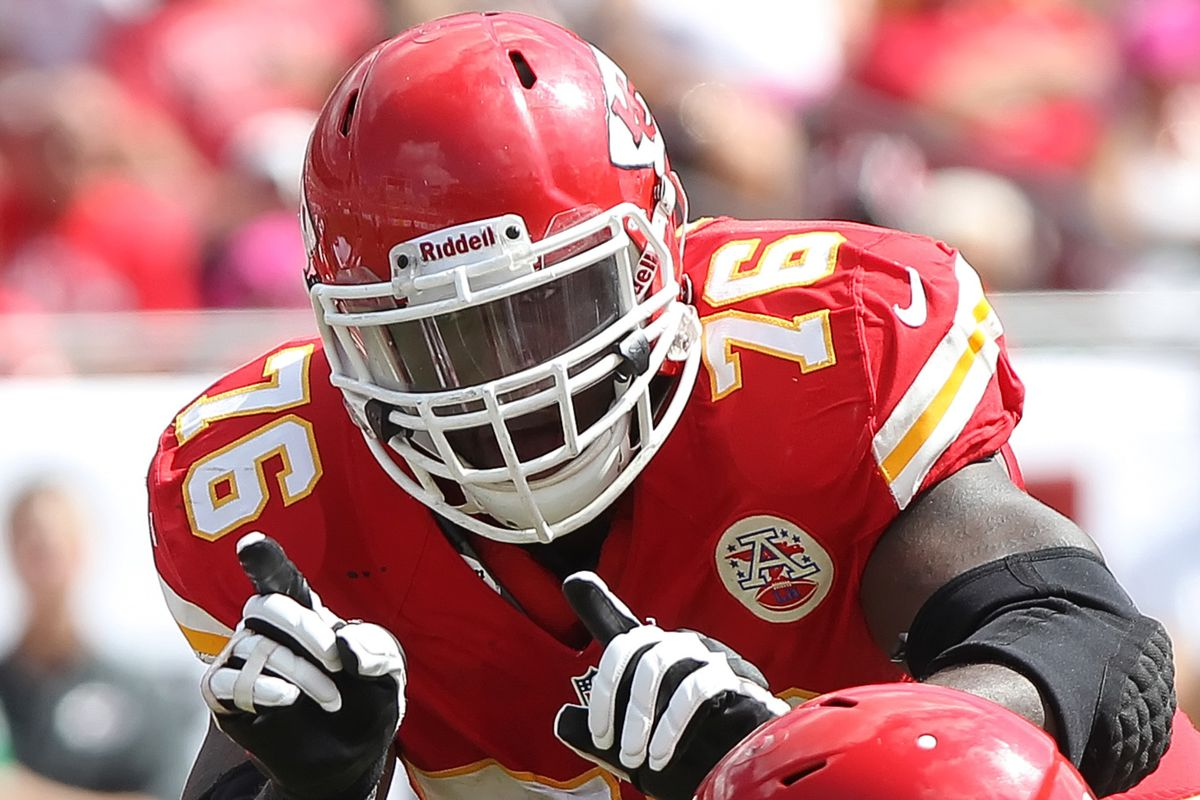 Trade up for a tackle or trade a second-round pick for Branden Albert? Decisions, decisions ...