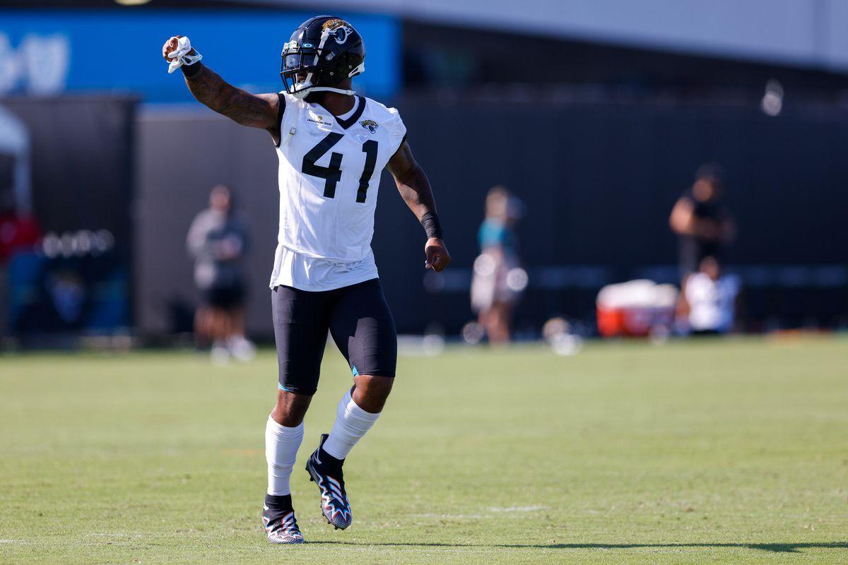 NFL: Jacksonville Jaguars Training Camp
