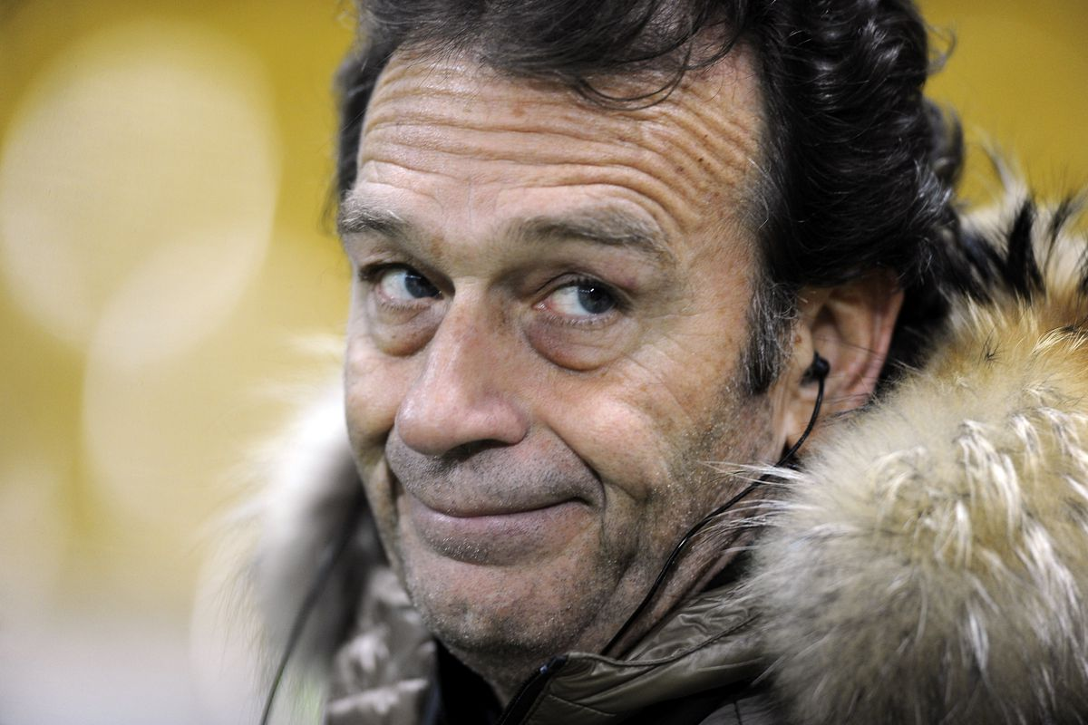 Massimo Cellino: How Could You Stay Mad at That Face?