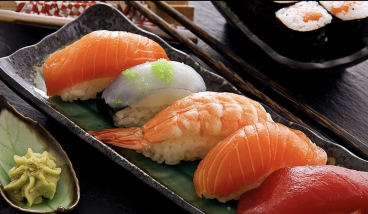 Sushi at YamaSho