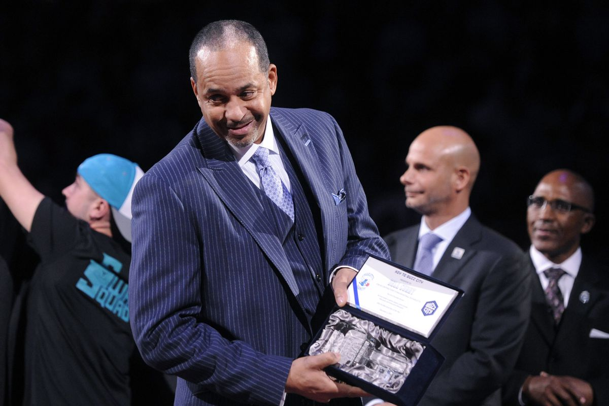 new york 18c88 1375a Dell Curry deserves to have his jersey hanging from the ...