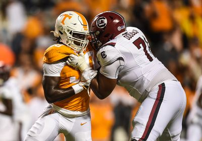 COLLEGE FOOTBALL: OCT 26 South Carolina at Tennessee