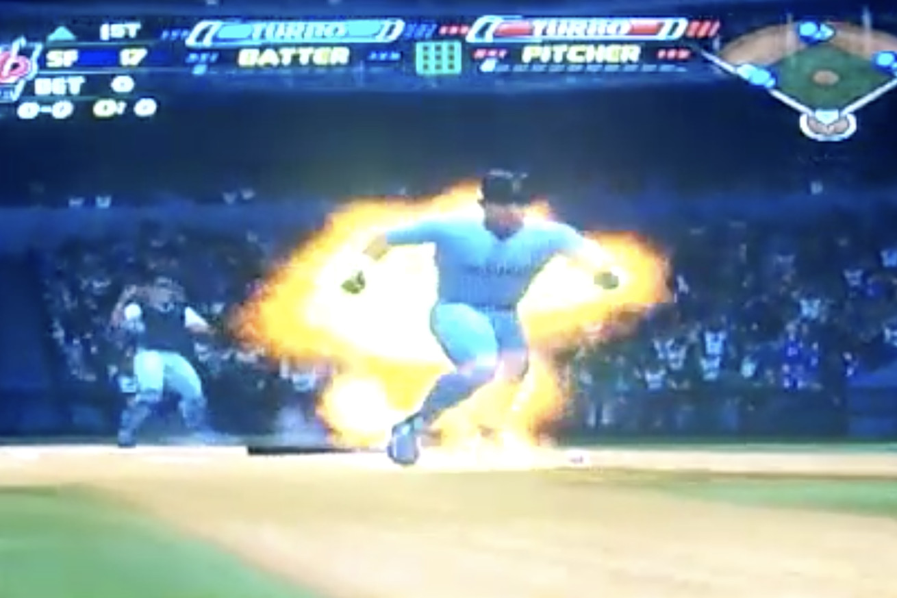 baseball.5 - We can save baseball, but only with fire