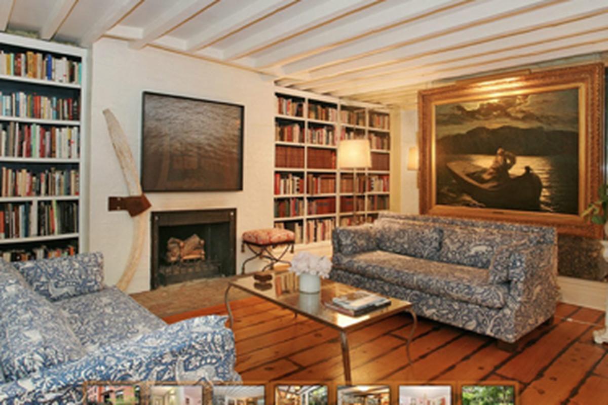 Oh hey, Chloë Sevigny's new abode. Image via Curbed