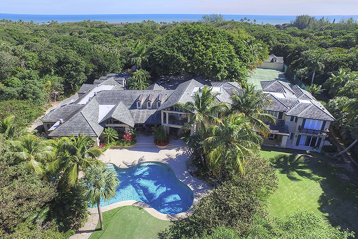 Tour The 22m Florida Home Listed By Golf Phenom Nick