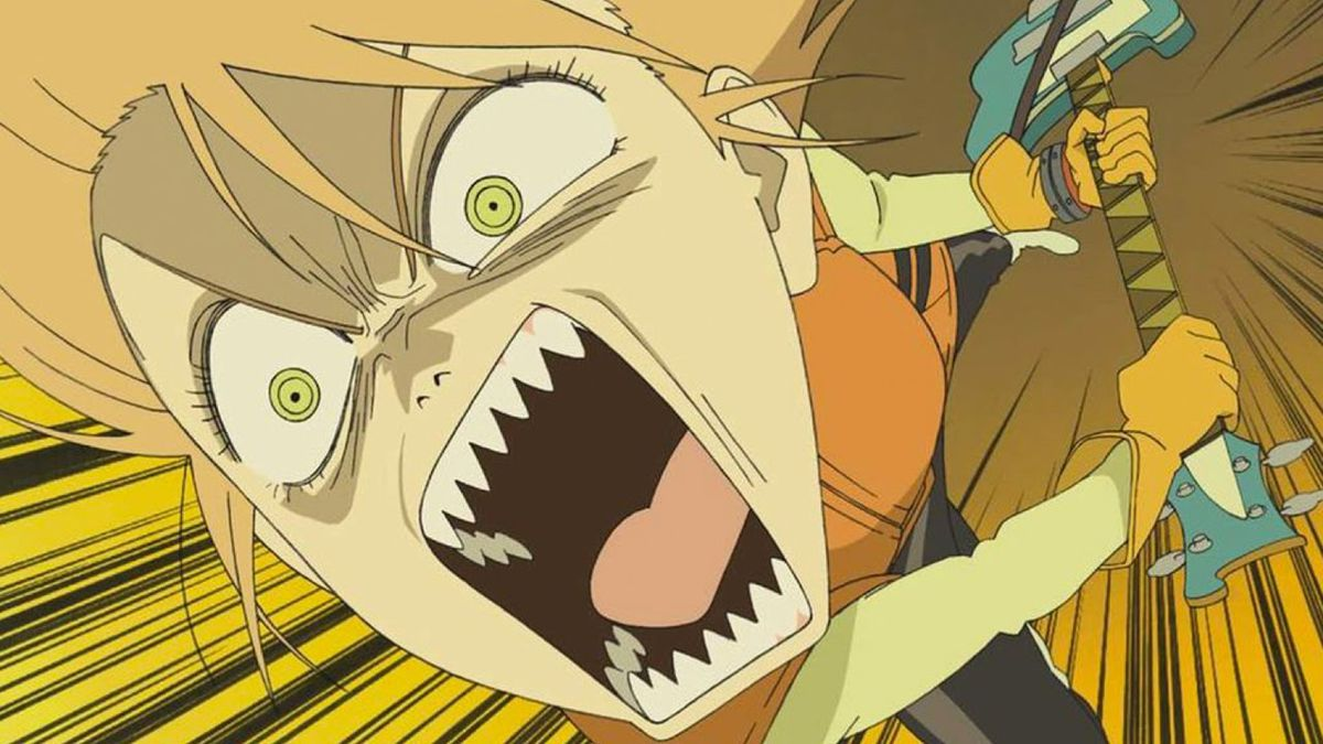 Cult Favorite Anime Flcl Is Back With New Episodes The Verge