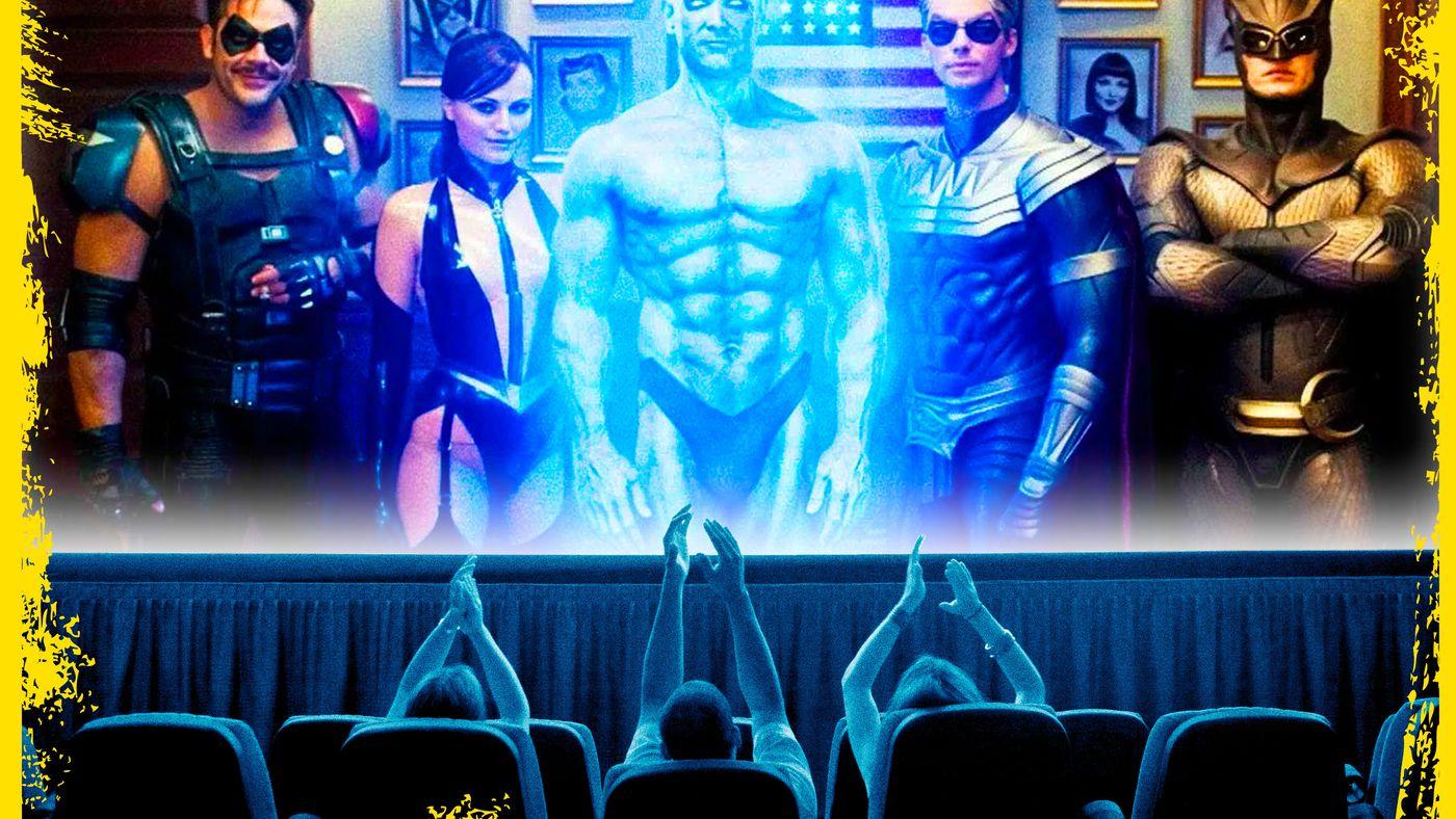 In Praise of Zack Snyder's 'Watchmen'