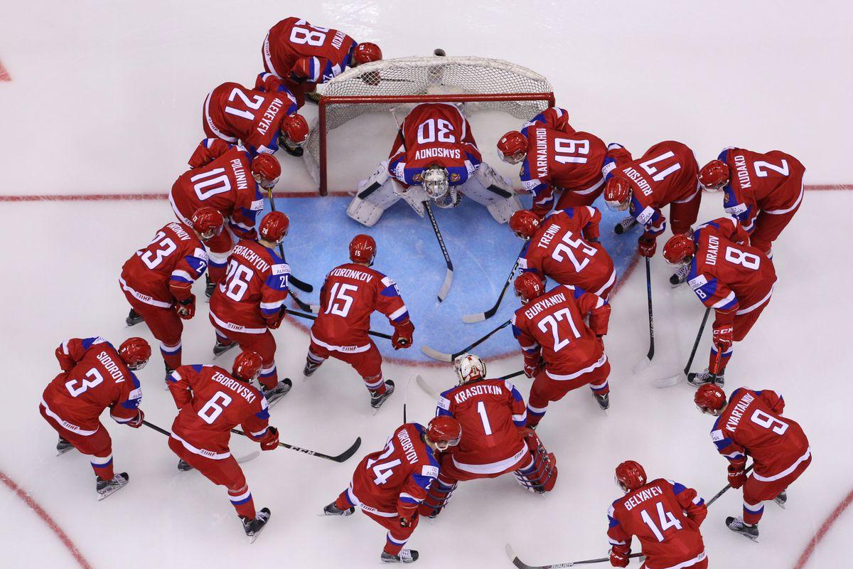 2017 IIHF World Junior Championship: Russia 2 - 0 Slovakia