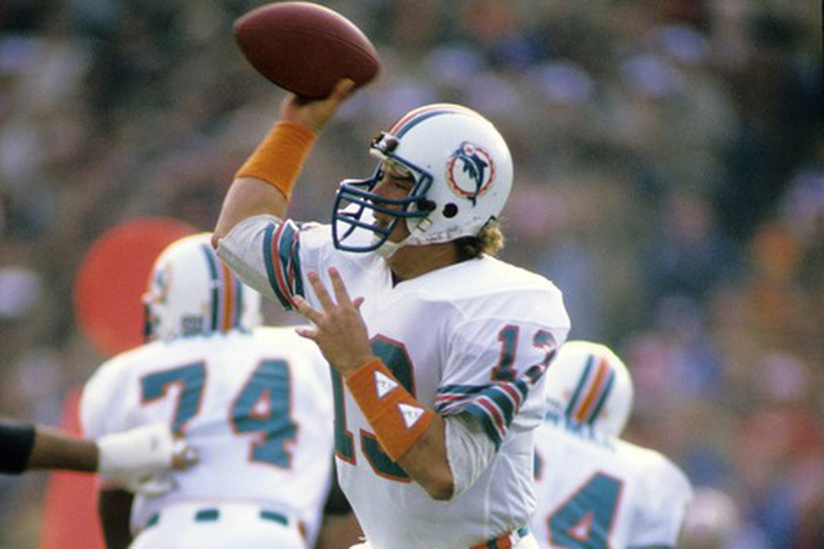 Meet Dan Marino: The Best Miami Dolphin Of All Time