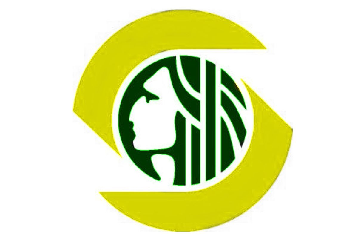 City of Seattle emblem in Sonics green and gold
