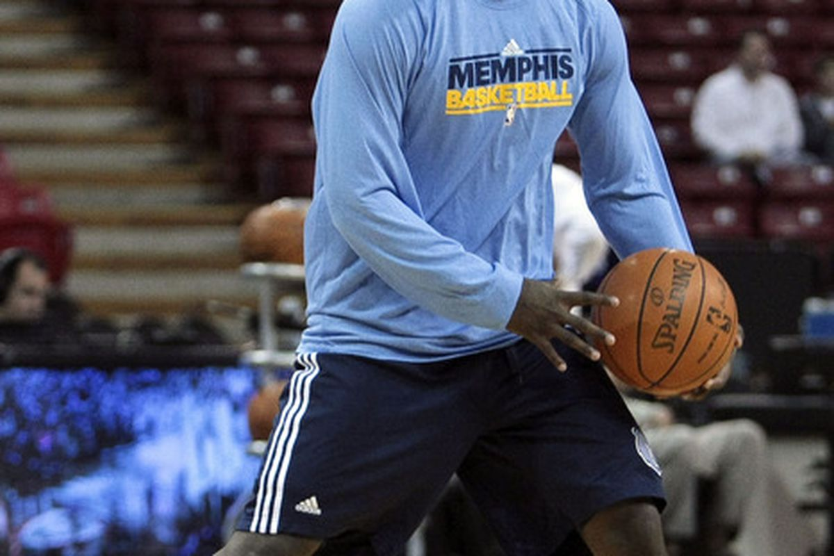 Josh Selby has shown the potential to develop into a great scoring threat for the Grizzlies in the future, but this year he's been hampered by the lockout and the ensuing shortened season.