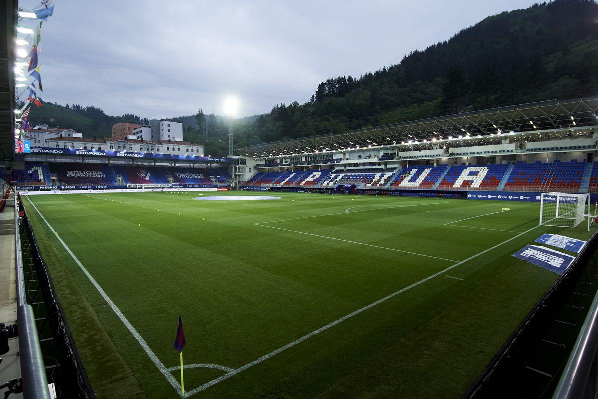 SD Eibar v Real Sociedad - La Liga Santander
