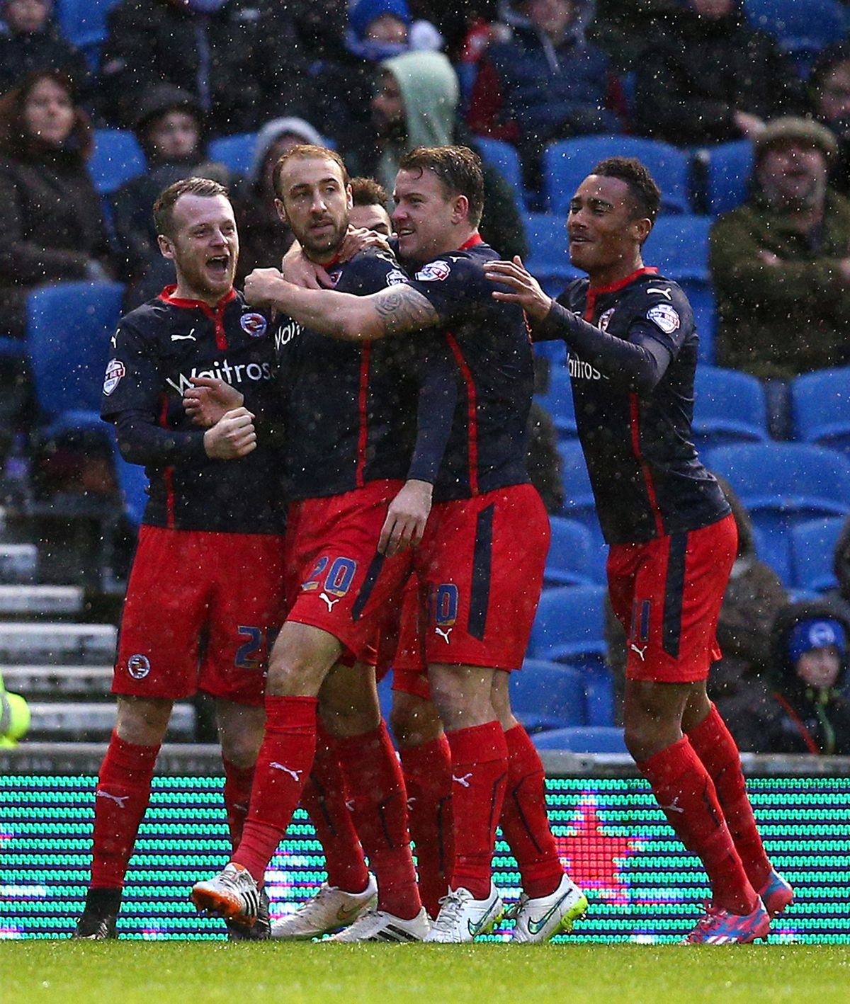 Brighton and Hove Albion v Reading - Sky Bet Championship