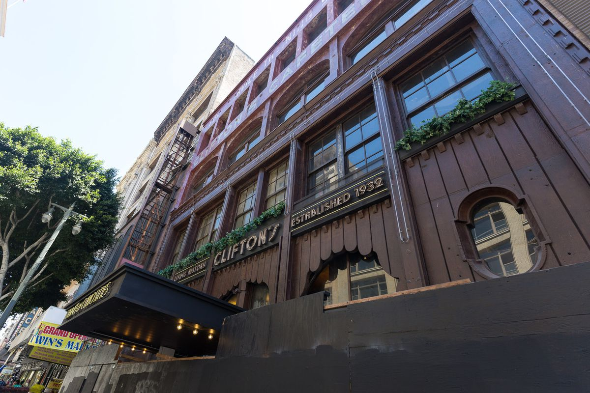 Craigslist Twin Cities >> Clifton's Cafeteria Is Staffing Up Big Time Downtown - Eater LA