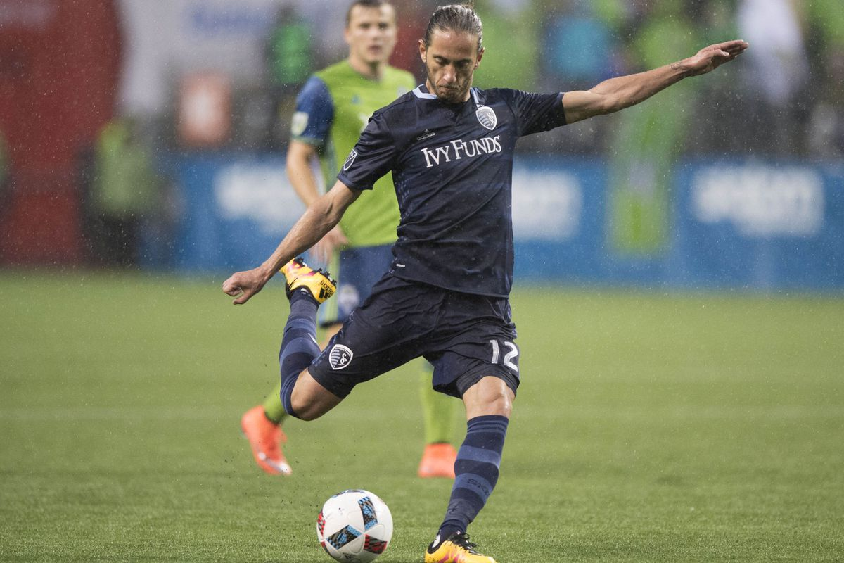 SKC defender Nuno Coelho scored the game winner in his first match
