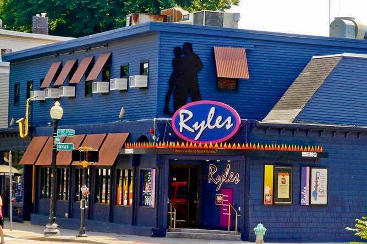 ryles jazz club inman