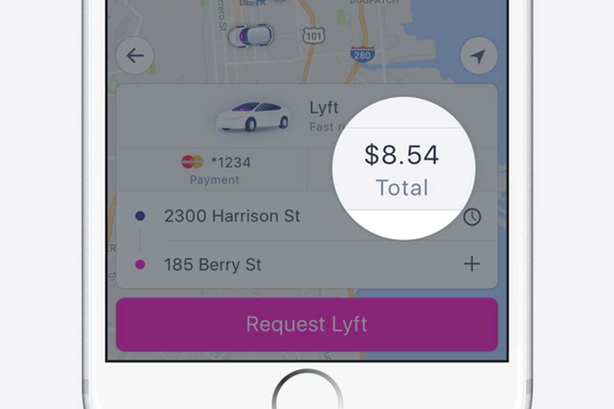 Uber Price Quote >> Lyft Now Shows Your Fare Before You Ride Just Like Uber The Verge
