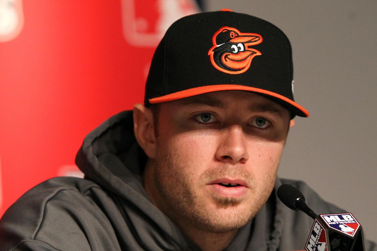 Chris Tillman was one of the best starters in baseball for the second half of 2012. What does ZiPS see for him in 2013?