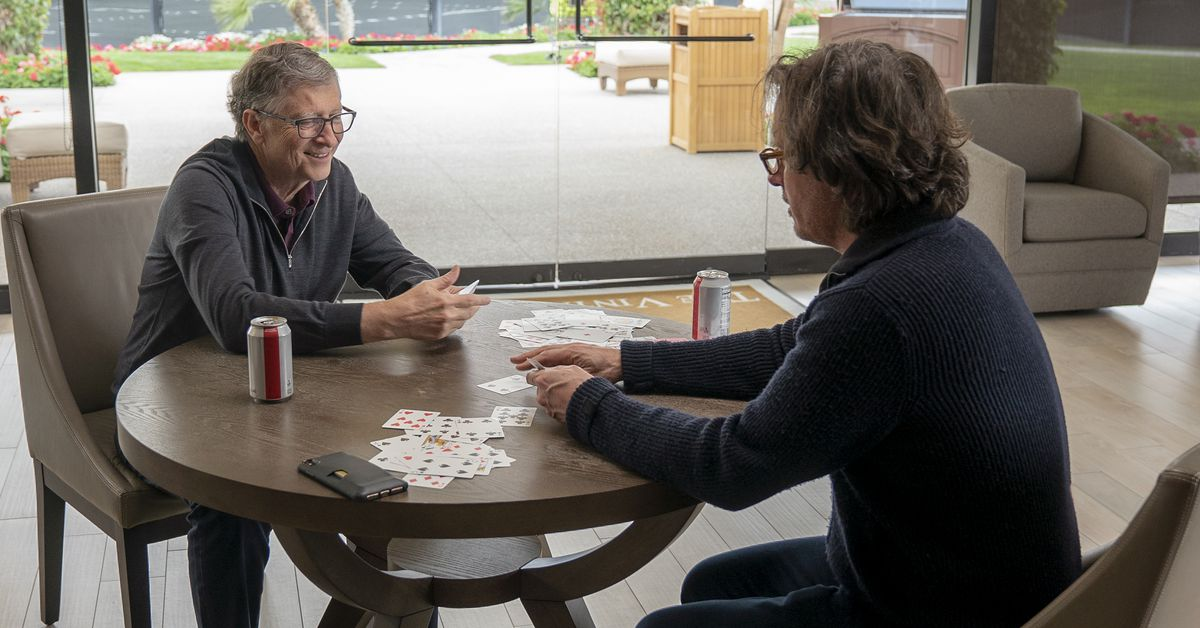 Navigating Bill Gates' brain with Netflix filmmaker Davis Guggenheim