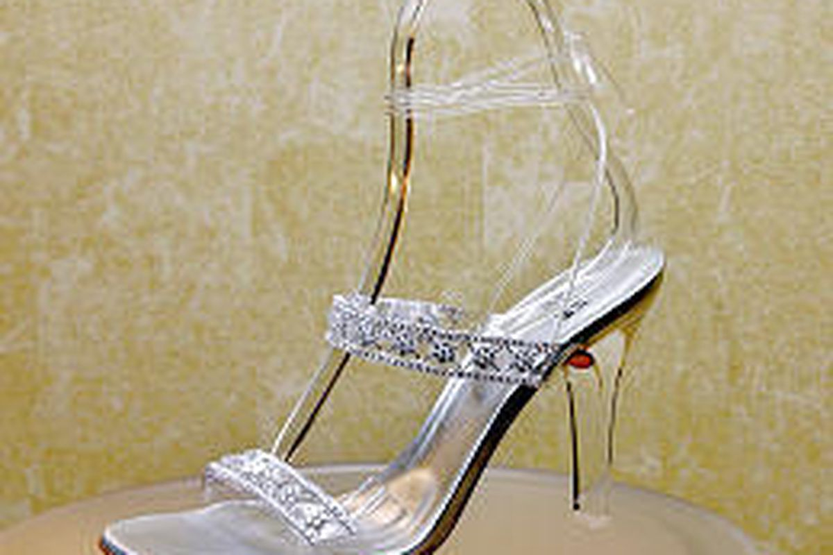 Men And Women Are Head Over Heels In Love With Stilettos Deseret
