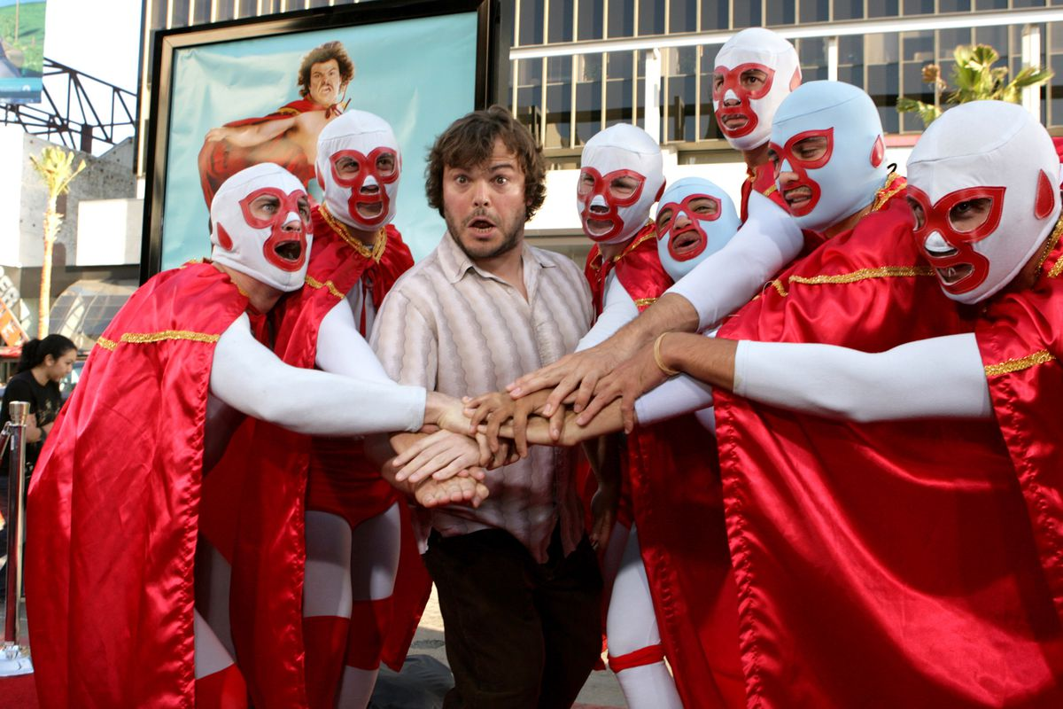 """World Premiere of Paramount Pictures' """"Nacho Libre"""""""
