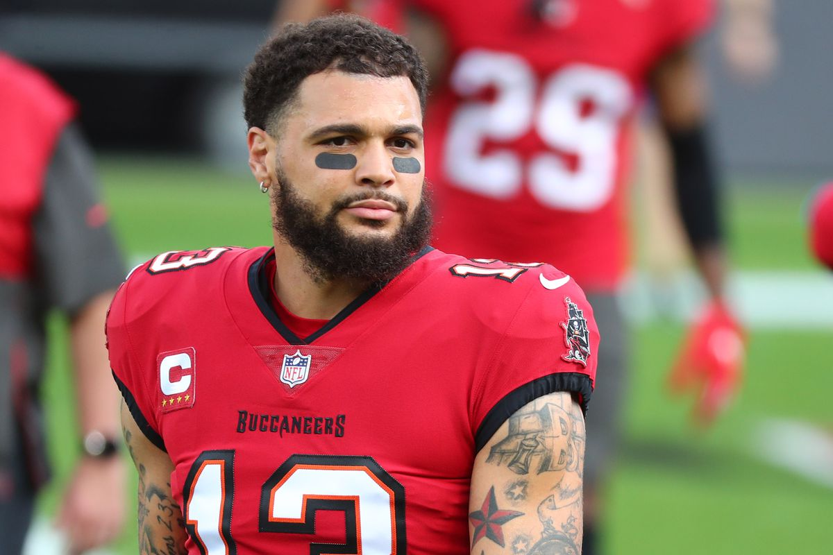 Mike Evans Injury Update How To Handle The Bucs Wr Vs Washington In 2021 Nfl Playoffs Draftkings Nation