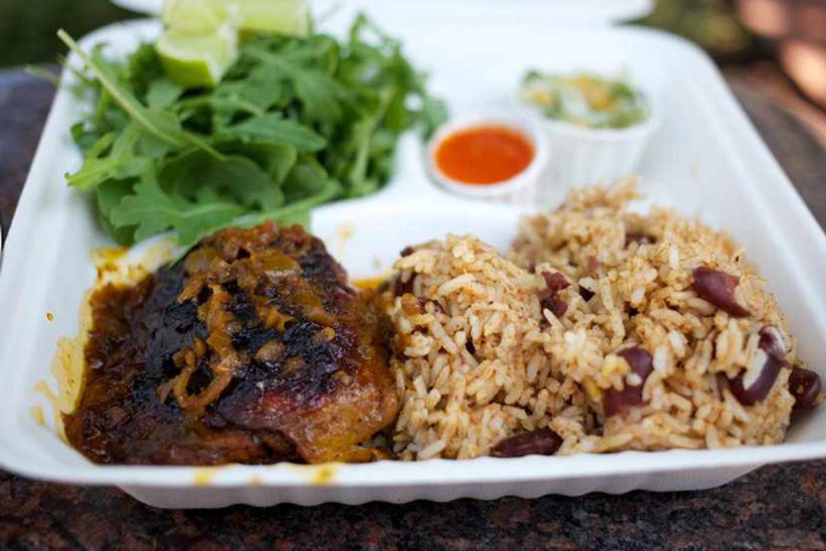 Love Belizean Restaurant Menu