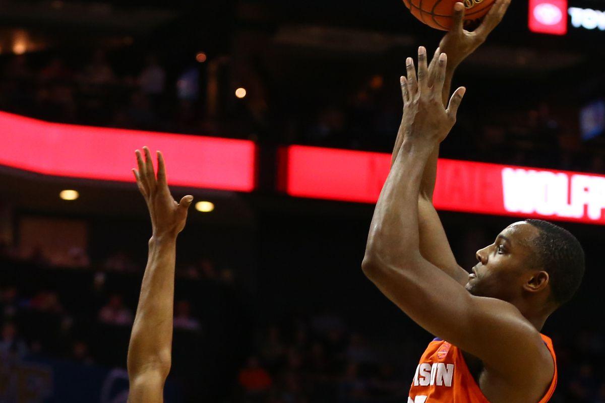 NCAA Basketball: ACC Conference Tournament- North Carolina State vs Clemson