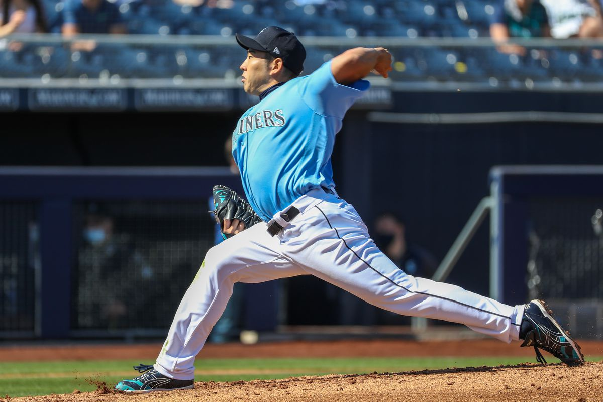 MLB: MAR 02 Spring Training - Indians at Mariners