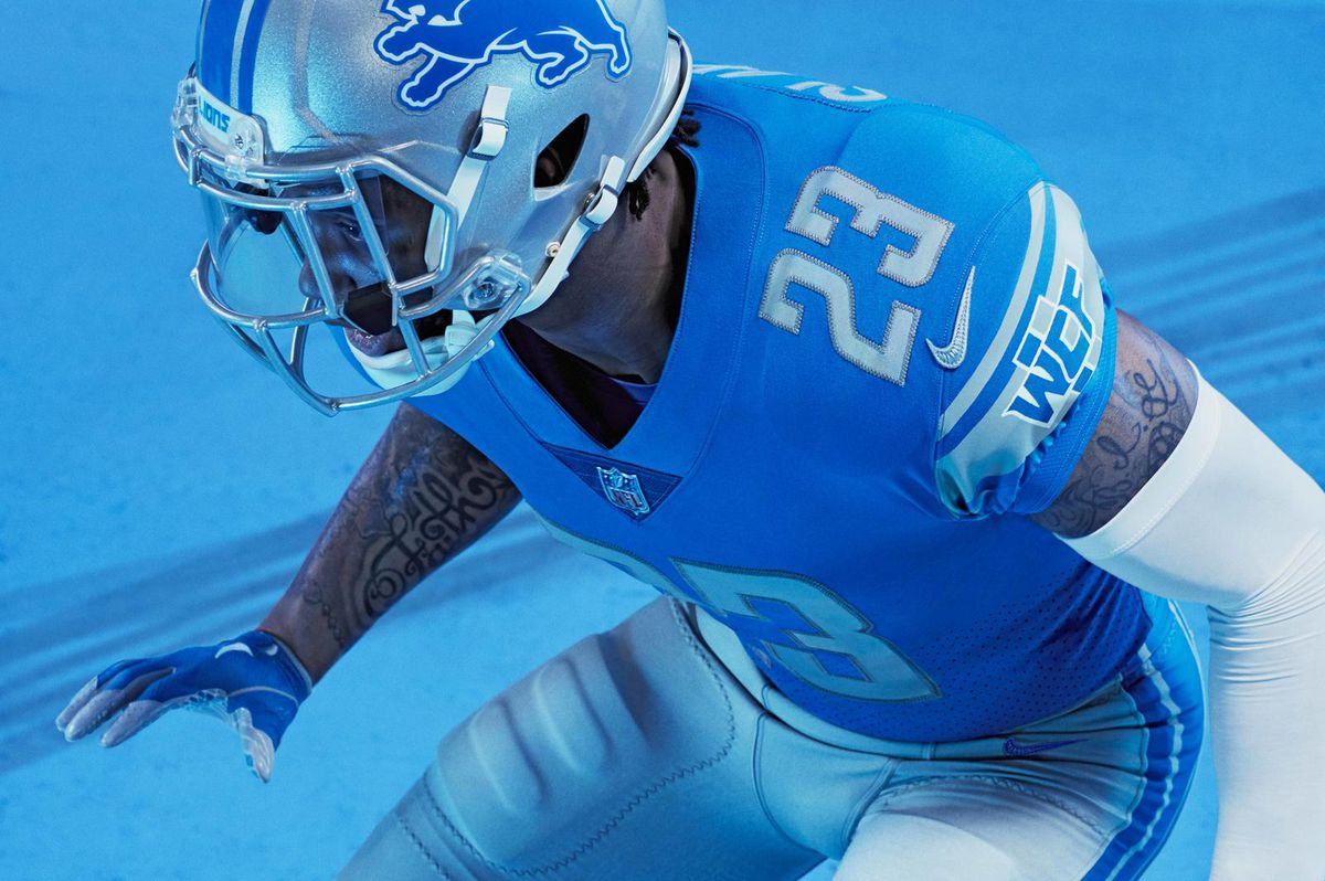5daa9474 Lions' new uniforms look awfully similar to their old ones ...