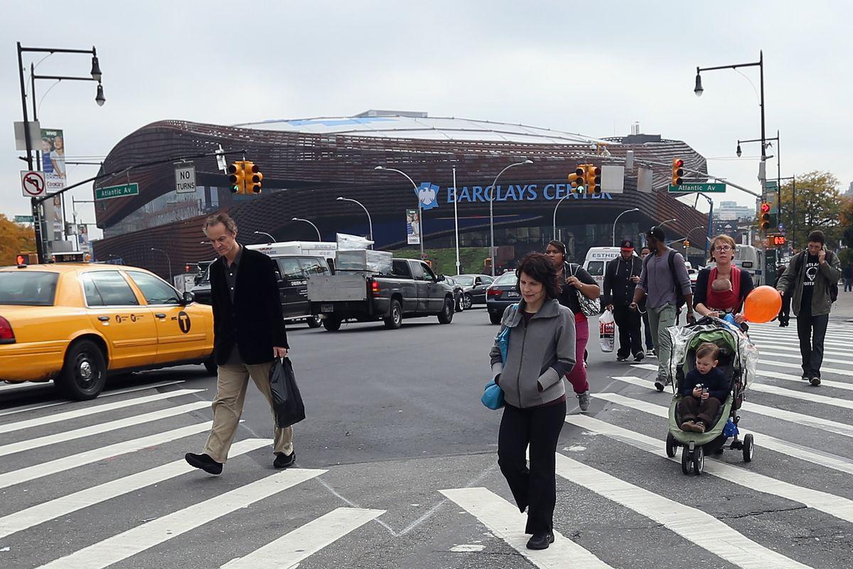 Strollers, check. Taxi, check. Urban pro, check.