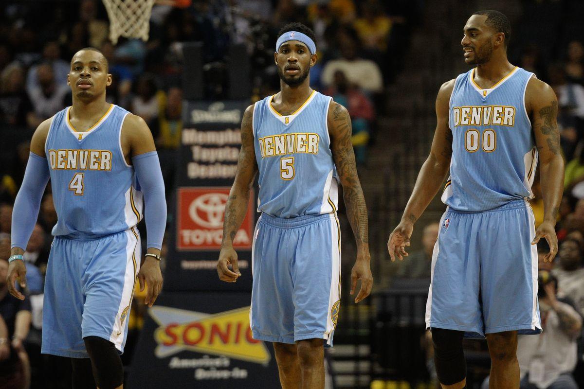 Denver Nuggets roster breakdown headed into 2015 NBA Free Agency - Denver  Stiffs