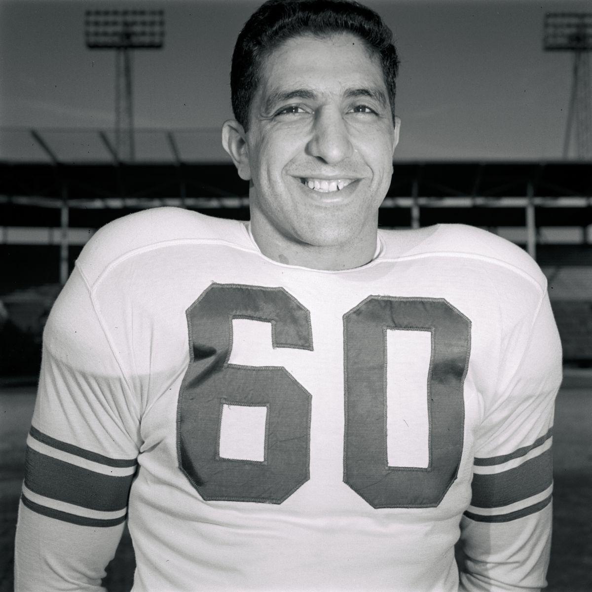 1956 NFL Pro Bowl Football Game - East vs. West