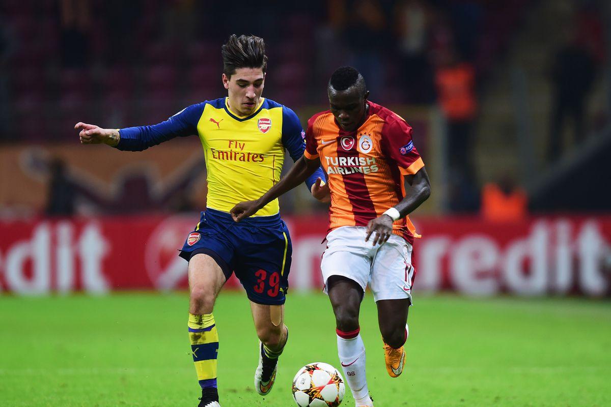 Galatasaray AS v Arsenal FC - UEFA Champions League