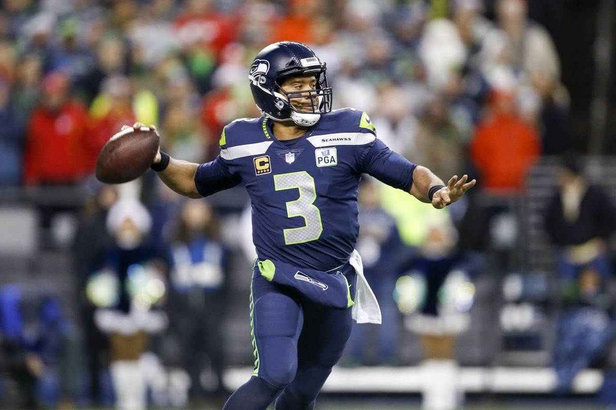 a1a4514d6 Here s where Seahawks QB Russell Wilson ranked as a deep passer in ...
