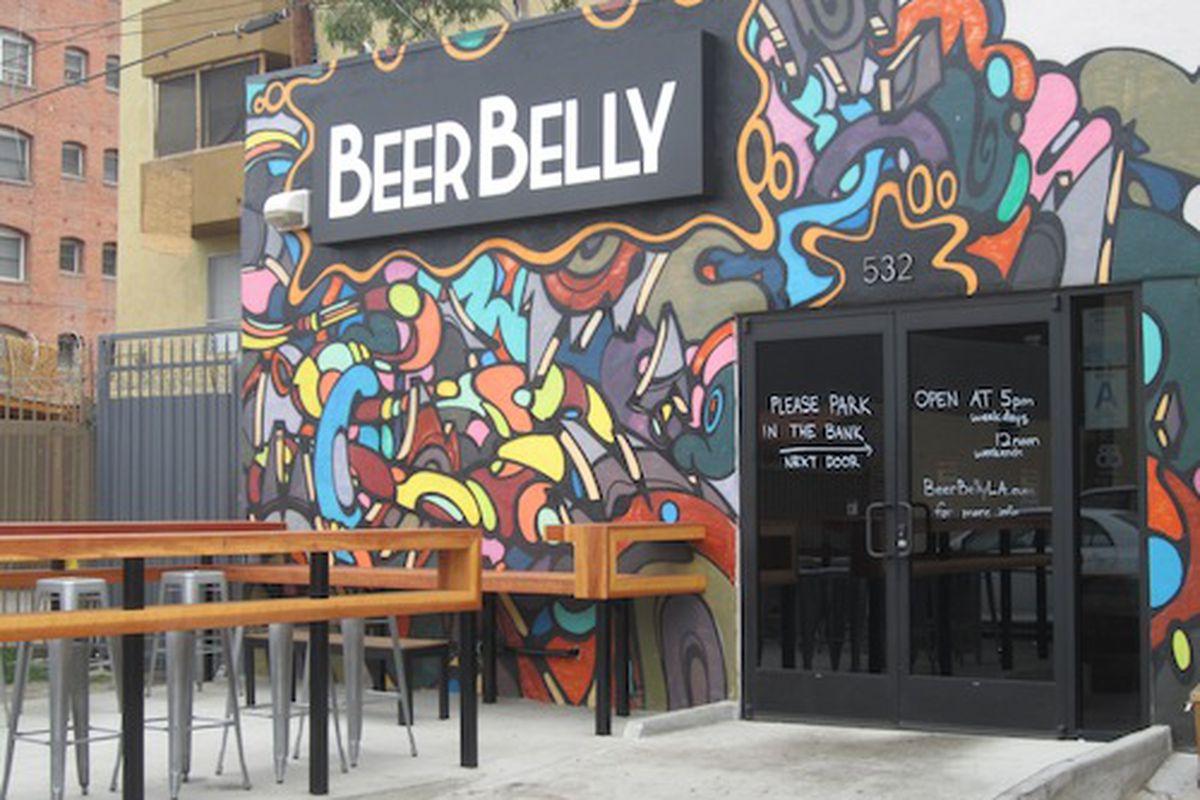 Beer Belly, Koreatown