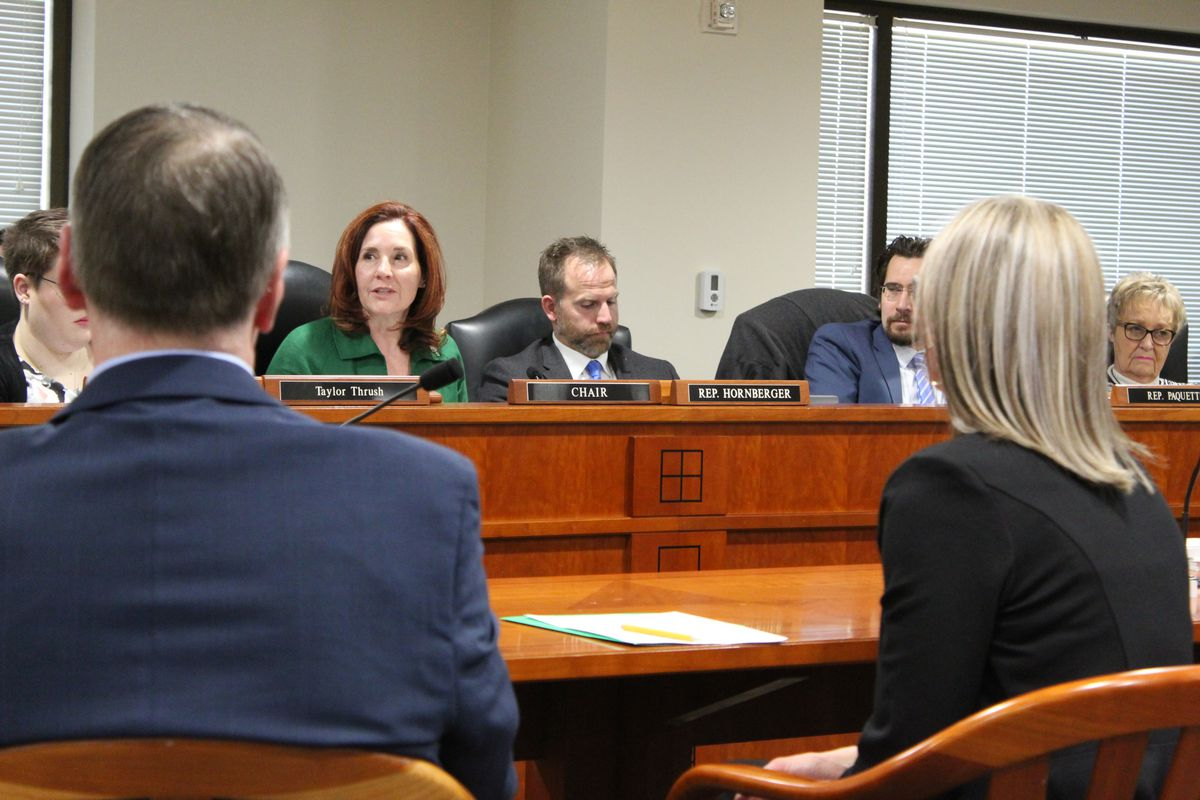The Michigan House of Representatives education committee, and chair Pamela Hornberger, must decide whether to delay a scheduled increase in the role of test scores in teacher evaluations from 25 to 40 percent.