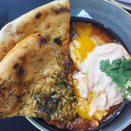 Shakshuka at Area Four (South End location)