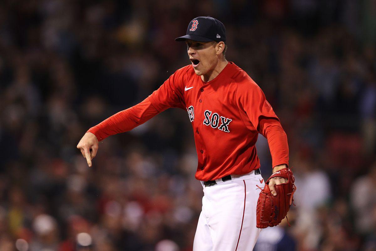 Division Series - Tampa Bay Rays v Boston Red Sox - Game Three