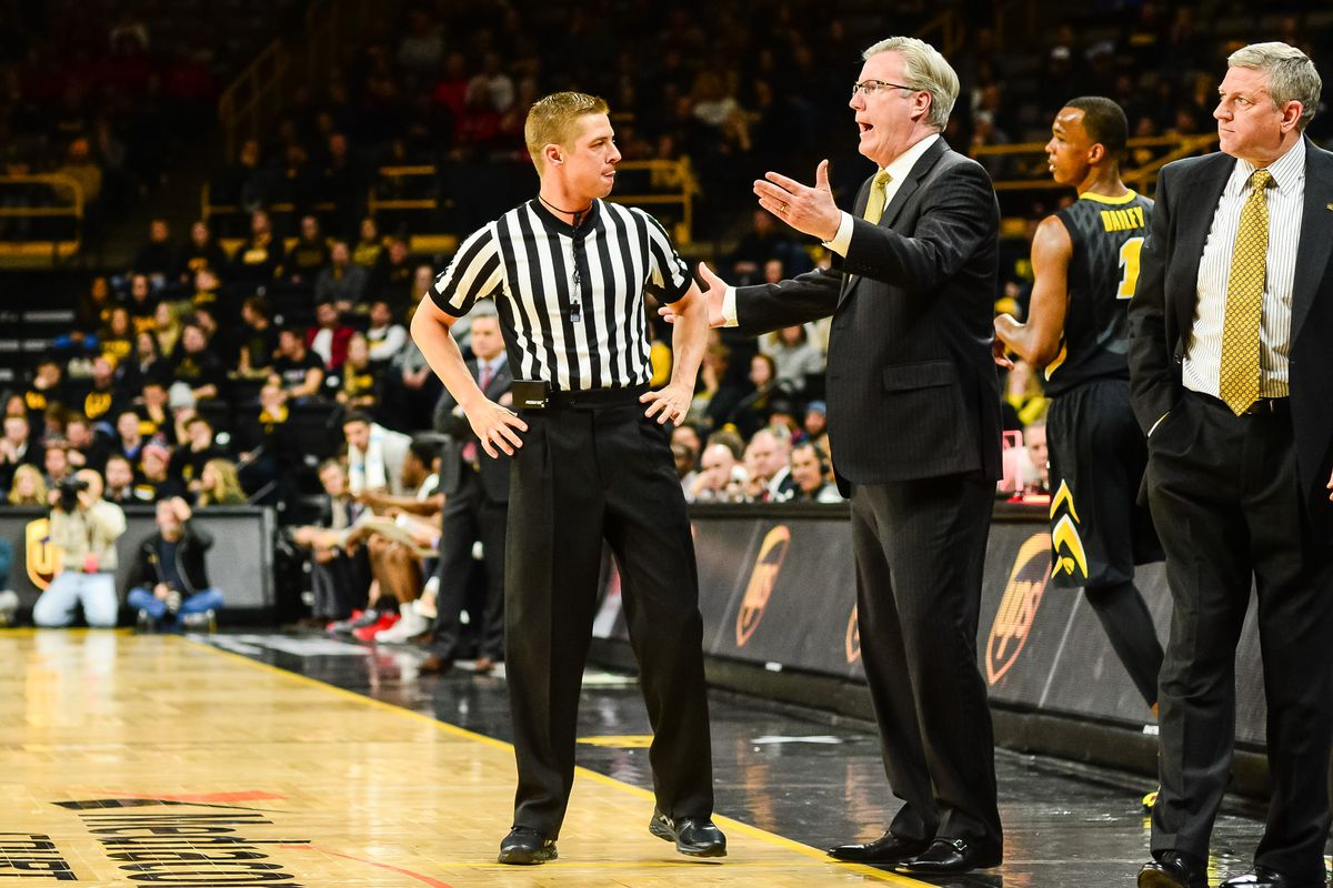 Understanding the Referee: What Can the Big Ten do to Improve