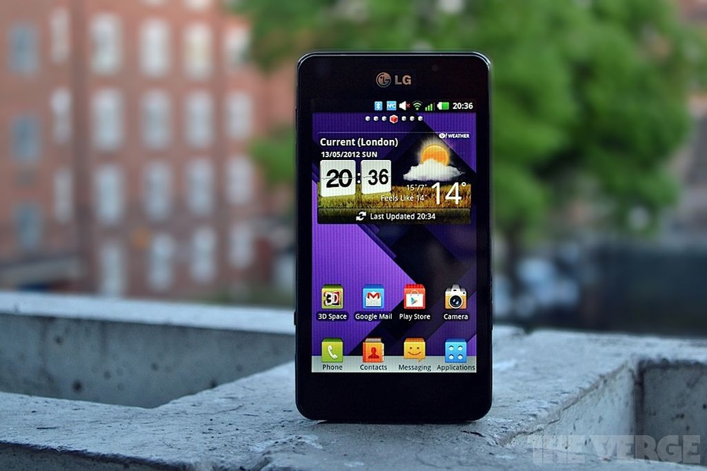 Are The First Videos of The LG Optimus 4 X HD and Optimus 3D Max