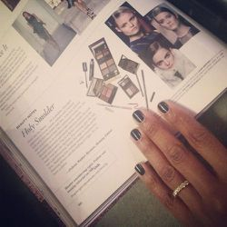 Seeking a little inspiration from previous Beauty Notes in BG magazine.