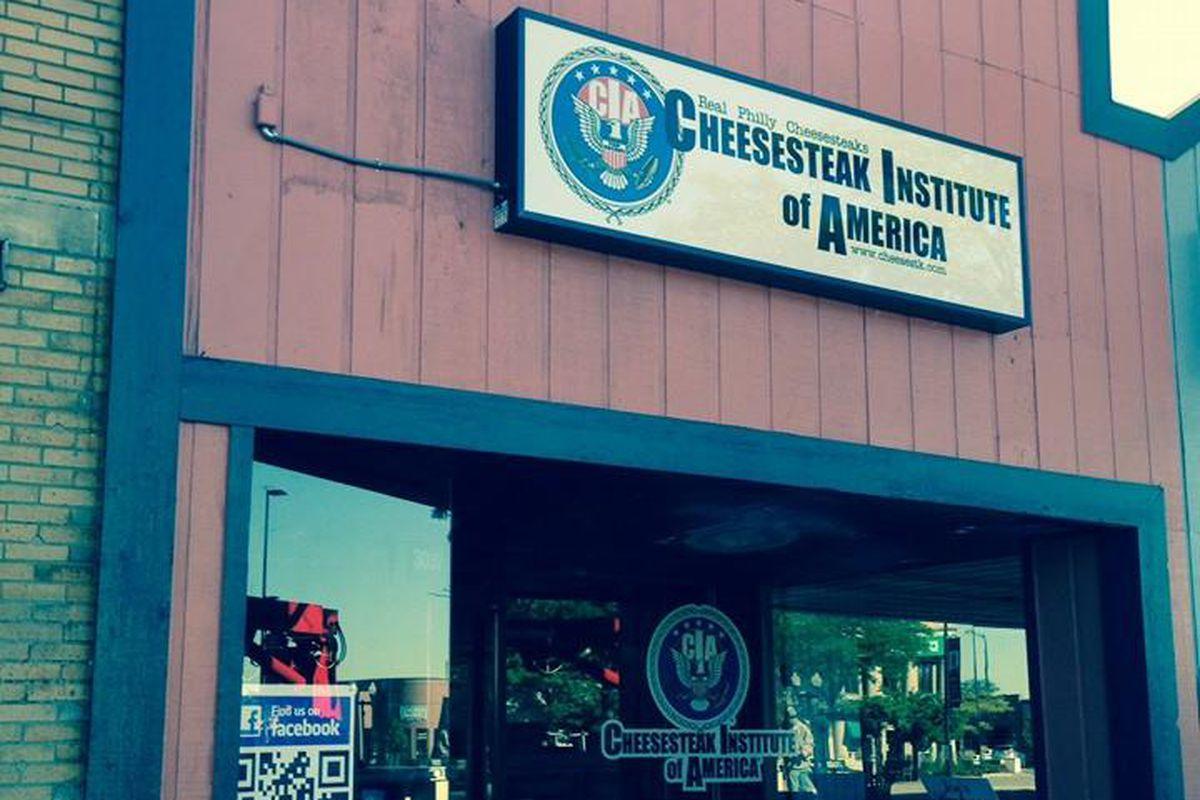 Cheesteak Institute of America.