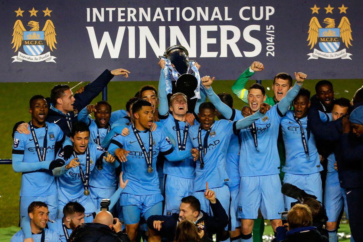 Manchester City v FC Porto: Premier League International Cup Final