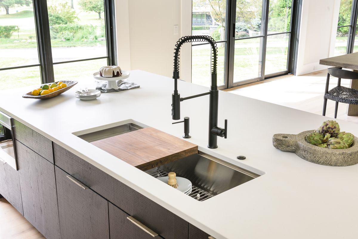 Fairfield Farmhouse, Kitchen Sink