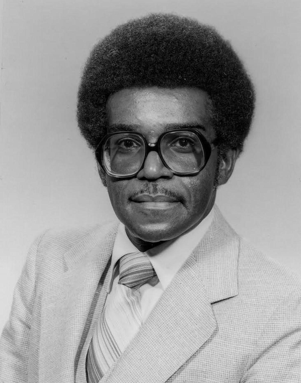 Chemical engineer Walter McFall.