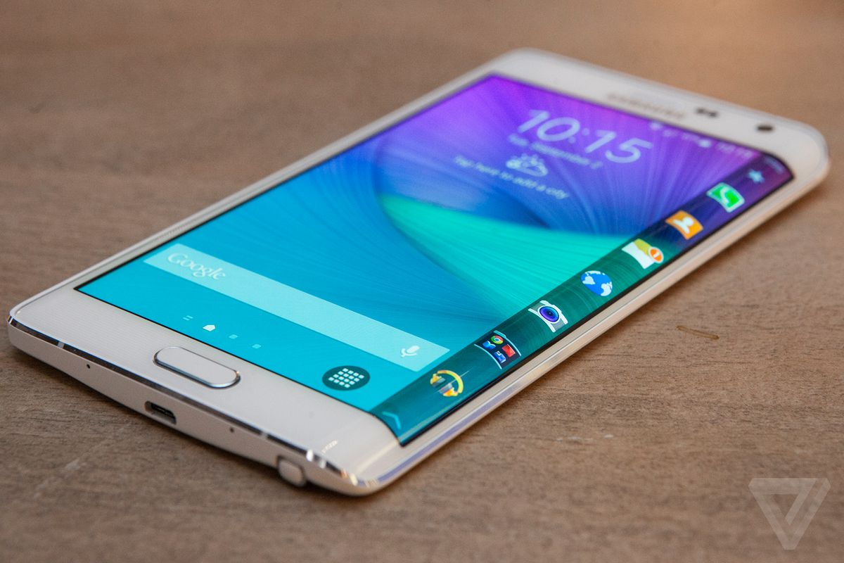 Samsung's curved Galaxy Note Edge is now available from the biggest carrier  in the United States. Verizon Wireless has launched online sales for the ...